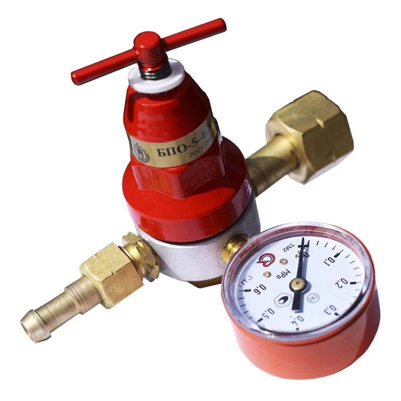 Газовый редуктор: описание, разновидности, назначение