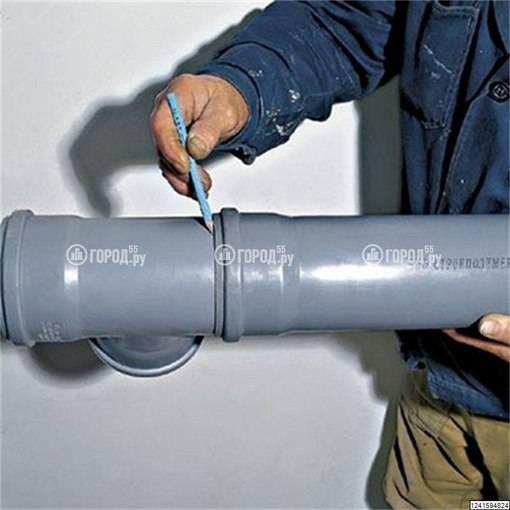 Утеплитель для канализационных труб: выбор и монтаж