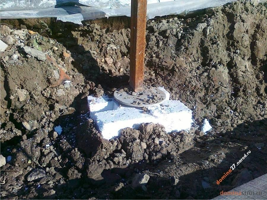 Как построить - морозное пучение грунтов и его влияние на фундамент