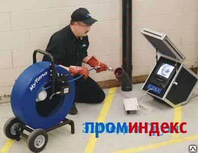 Оборудование для видеодиагностики труб: камеры и системы