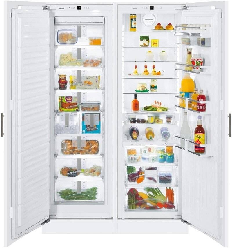 Двухдверные холодильники: топ-10 лучших моделей