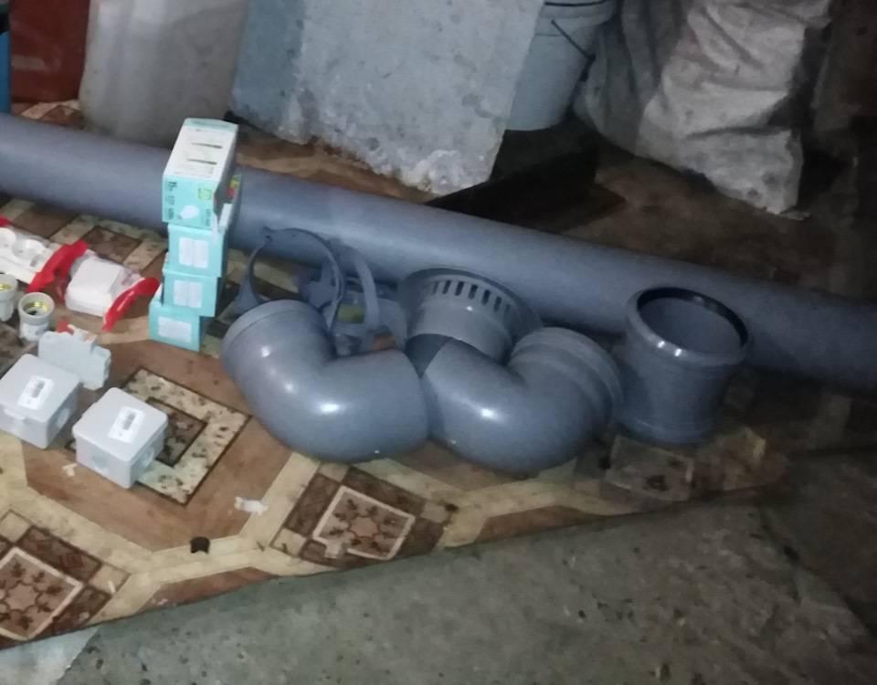 Вентиляция в частном доме из пластиковых труб: технические характеристики и правила установки