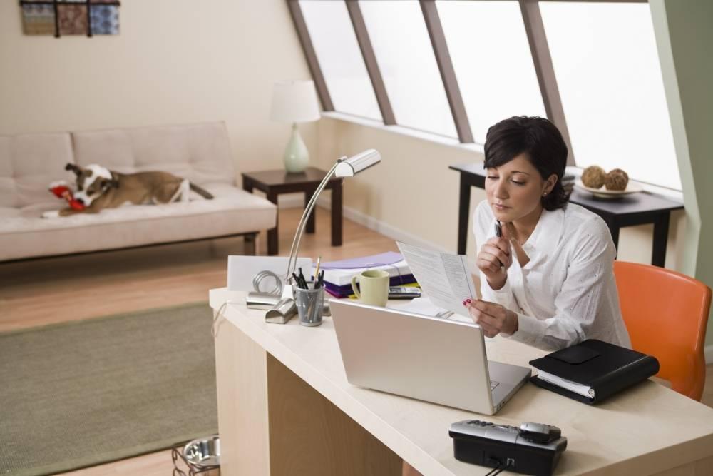 Рабочее место дома: как оформить идеальный домашний офис