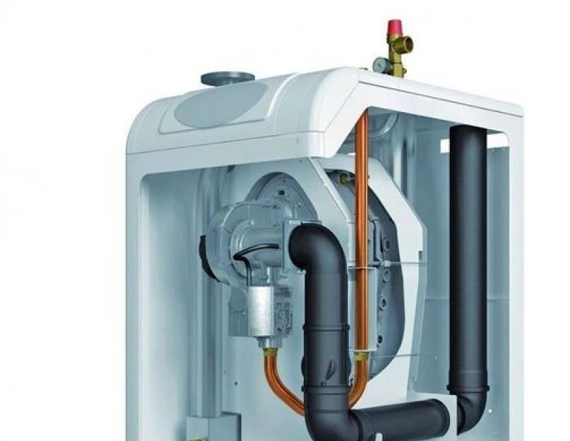 Настенные энергонезависимые газовые котлы отопления