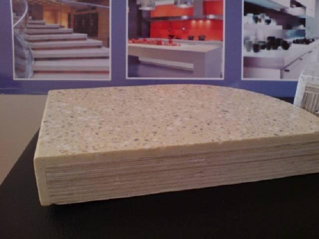 Столешница из искусственного камня для кухни своими руками – обзор, классификация, фото галерея с лучшими идеями