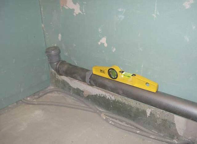 Прокладка труб отопления в доме | технология укладки в полу