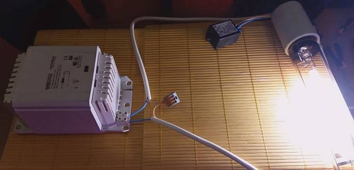 Зачем нужен дроссель для ламп дневного света, дрл, днат ?