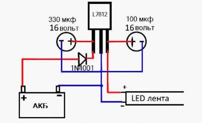 Что нужно светодиоду - стабилизатор напряжения или тока?