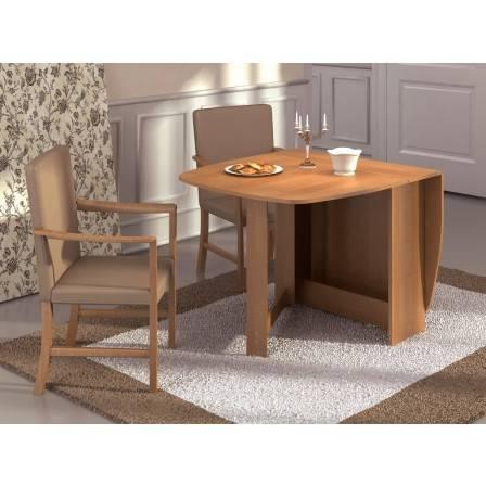 Обеденный стол трансформер для маленькой кухни / виды.