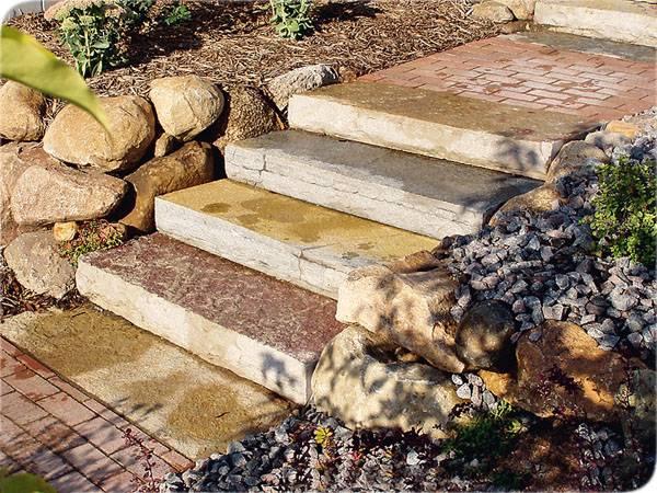 Ступени деревянные на бетонную лестницу – монтируем самостоятельно