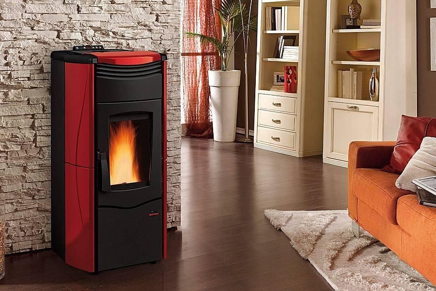 Дровяные печи для отопления дома: особенности конструкции и правила монтажа