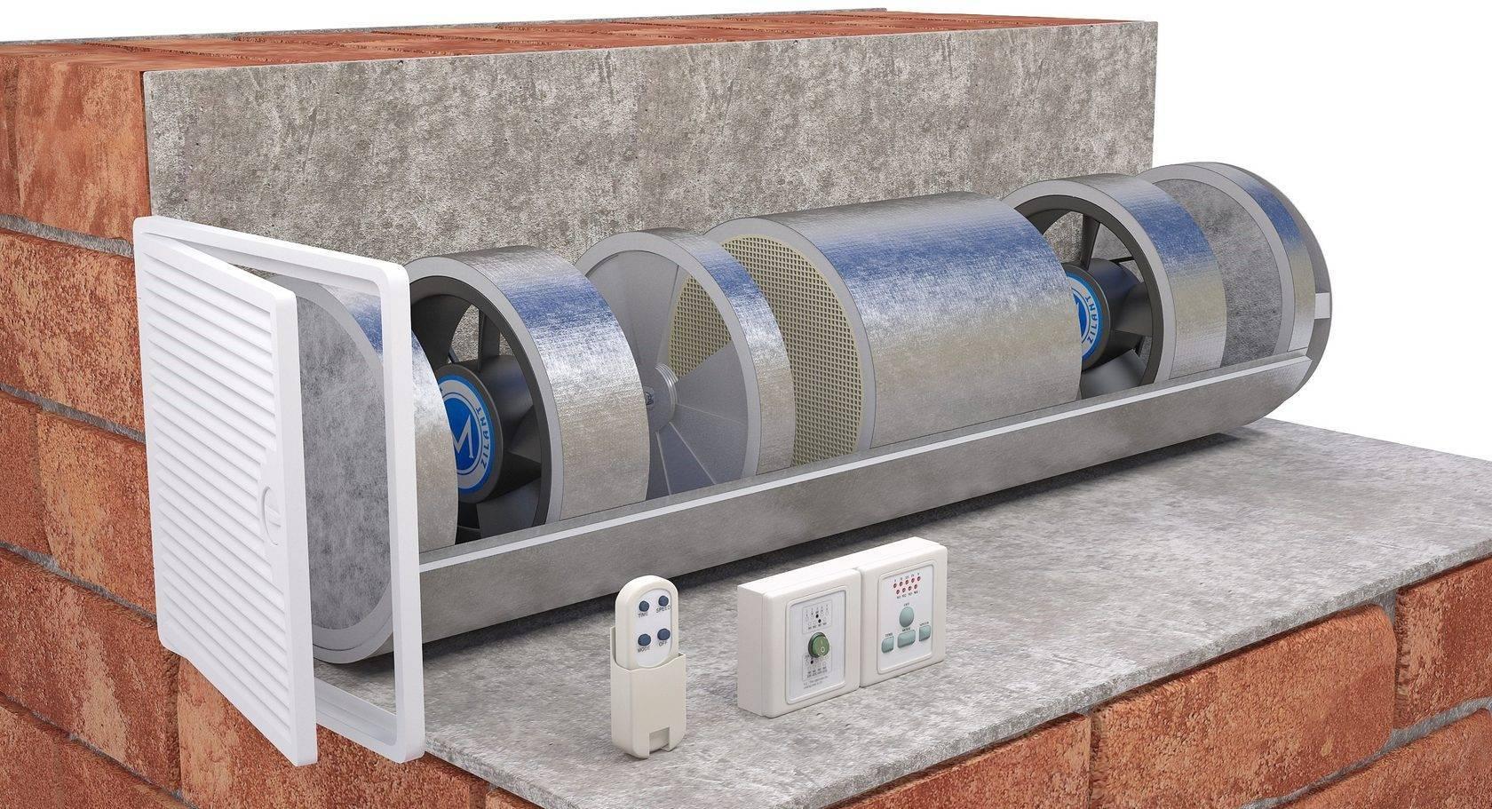 Как создать энергоэффективное жилье с помощью устройства системы приточно-вытяжной вентиляции с рекуперацией тепла