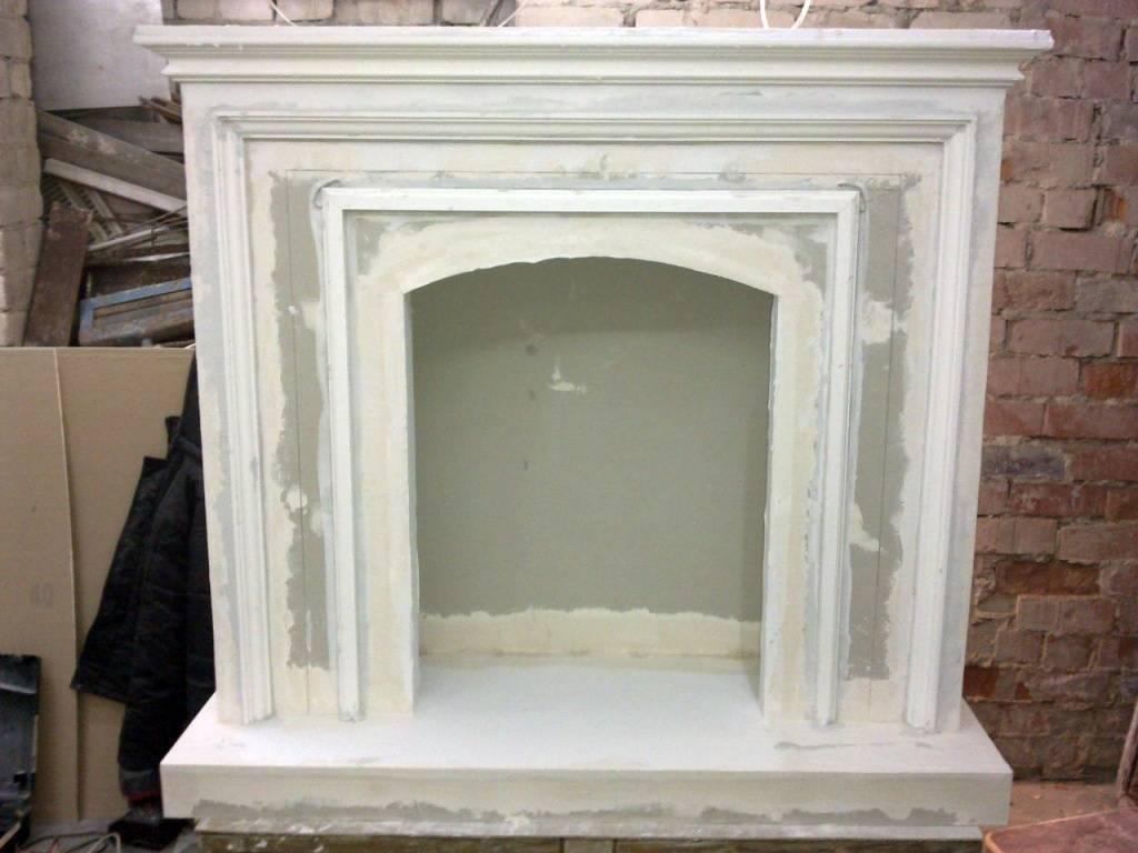 Как сделать камин своими руками: пошаговая инструкция и порядовка