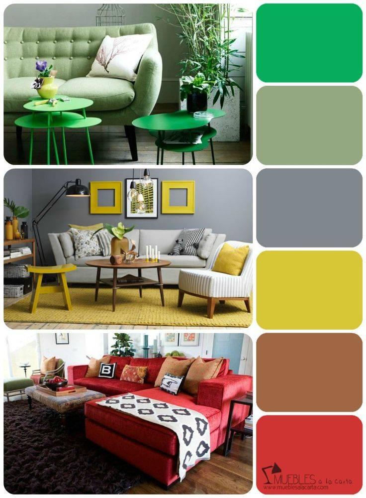 Сочетаний цветов в интерьере (220+ фото) как правильно комбинировать разные цвета? выбираем беспроигрышные варианты