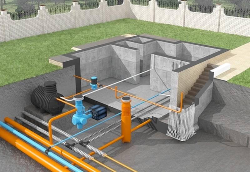 Монтаж водоснабжения: установка систем холодного и горячего снабжения, варианты замкнутого типа
