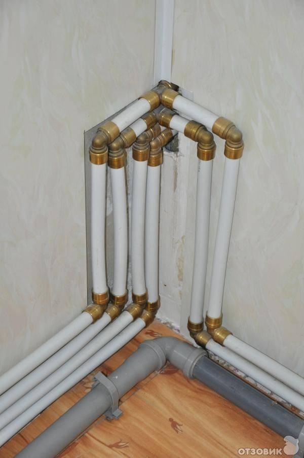 Металлопластиковые трубы для отопления: характеристики, фитинги и способы монтажа