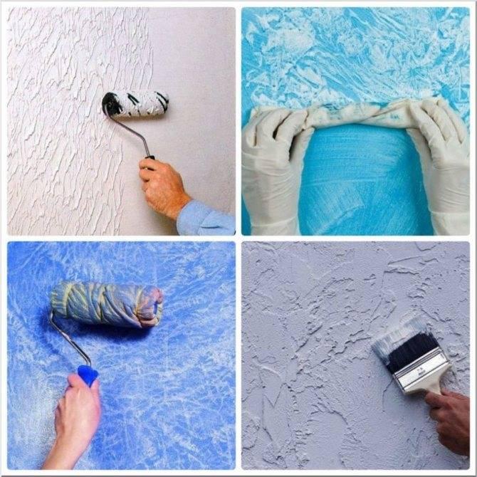 Как покрасить стены водоэмульсионной краской, без разводов и в ванной: как помыть их, правильно подготовить поверхности, в том числе масляные, поклеить обои, фото