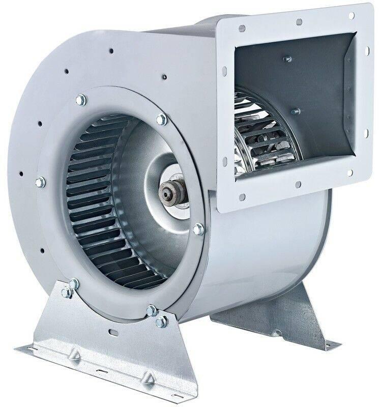 Вытяжка для бытового и промышленного использования – вентилятор улитка
