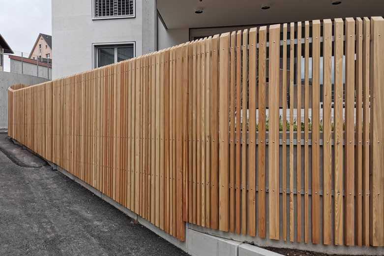Деревянный забор своими руками - на что обратить внимание