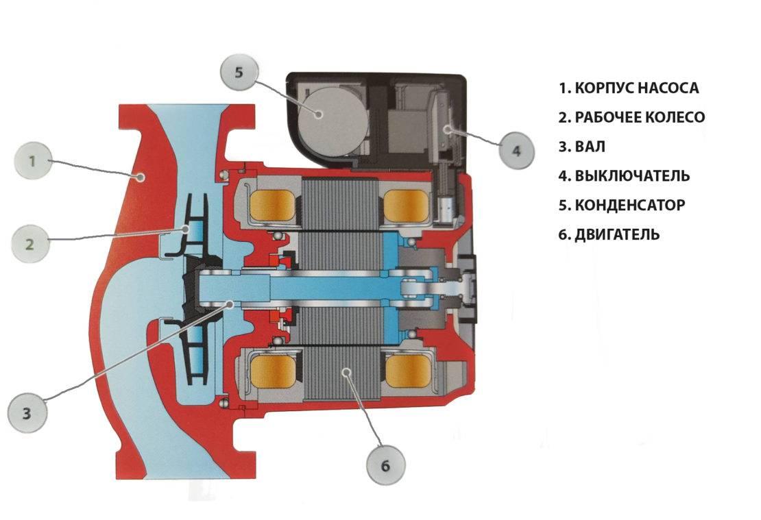 Выбор рециркуляционного насоса для отопления дома: особенности решения для установки и его цена