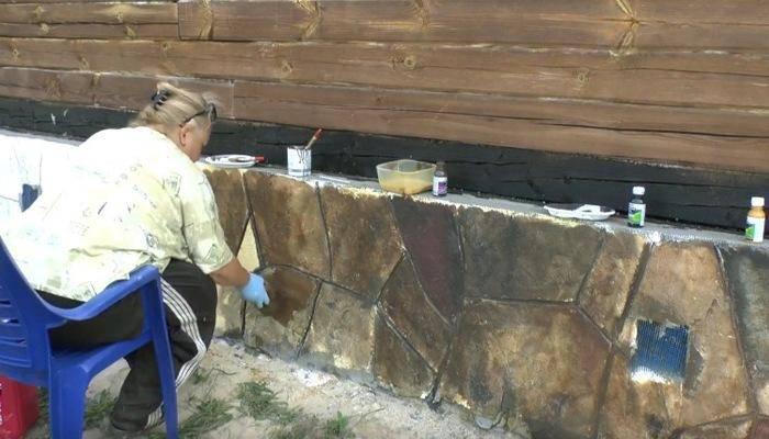 Инструкция по самостоятельному оштукатуриванию цоколя дома