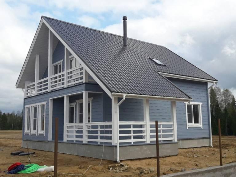 Какие дома лучше строить для постоянного жилья?