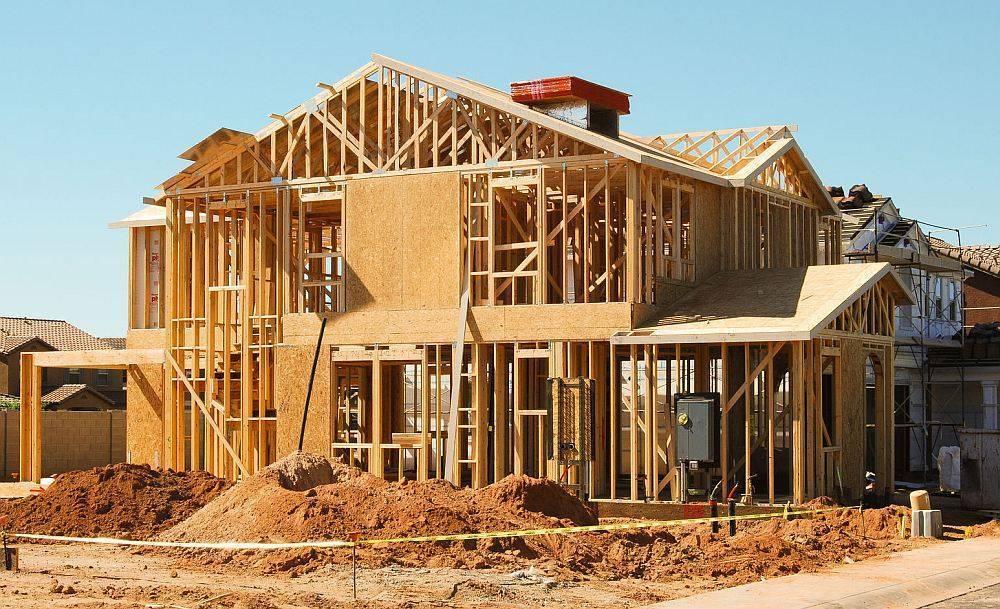 Канадская технология строительства каркасного дома