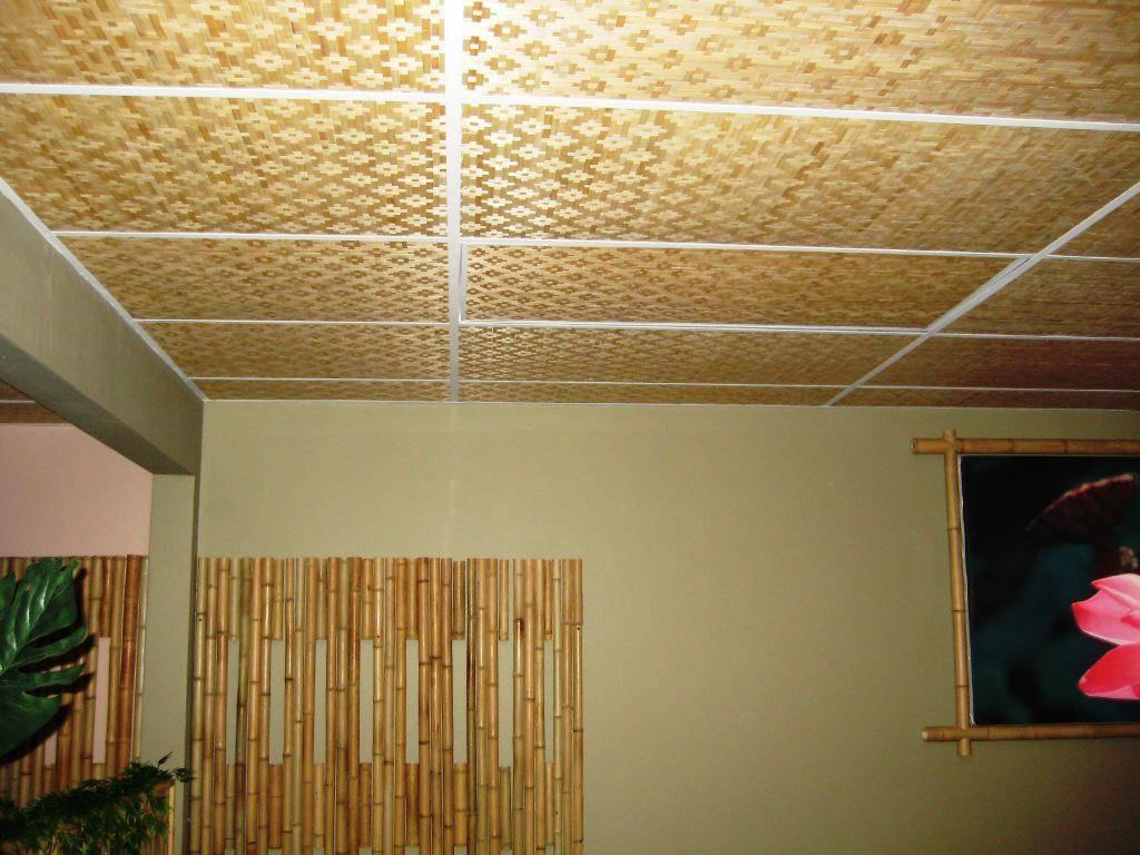 Как наклеить пенопластовую плитку на потолок - советы профессионалов