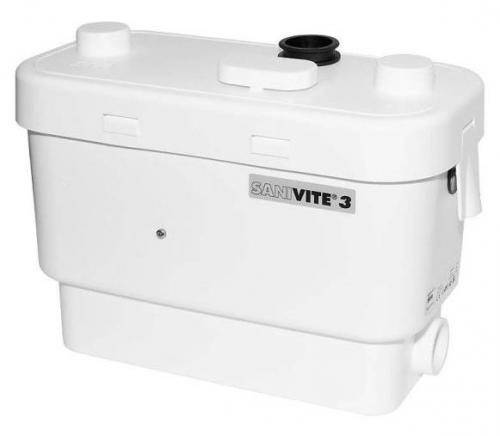Насос для раковины на кухне: канализационный, с измельчителем для кухонной мойки