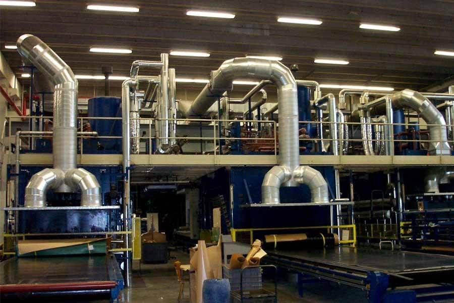 Промышленная вентиляция и ее особенности