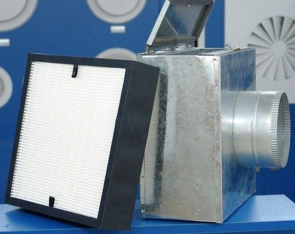 Бактерицидные секции и модули для систем вентиляции и кондиционирования