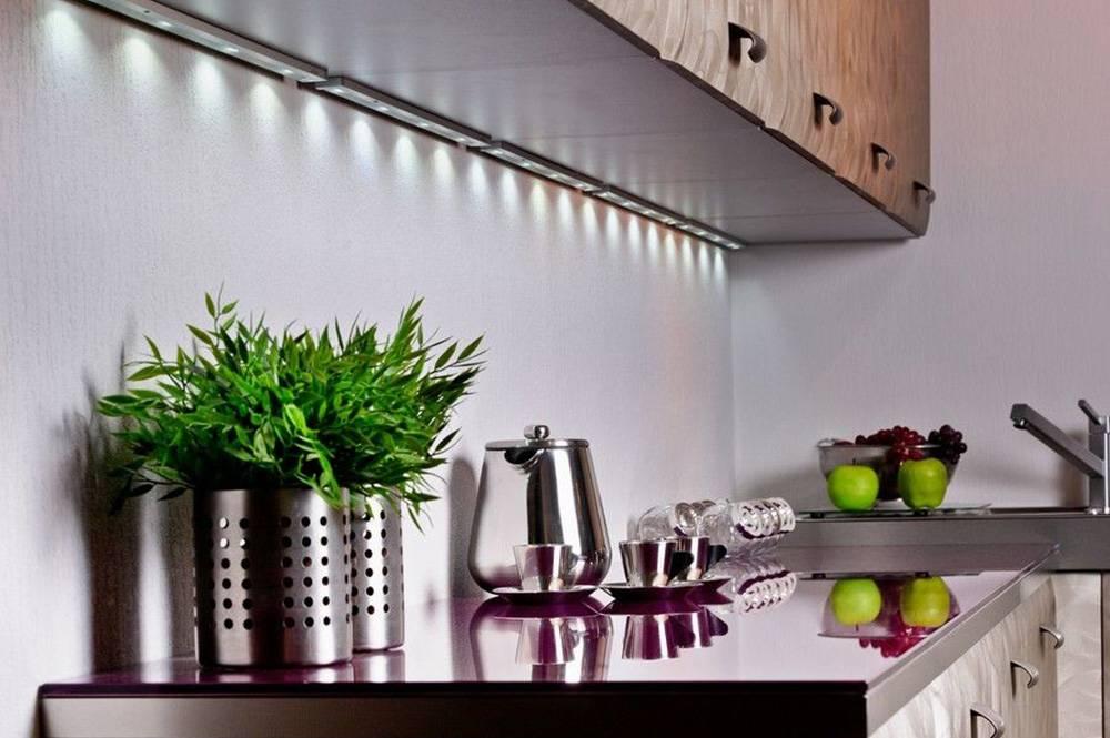 Освещение на кухне: как правильно организовать?