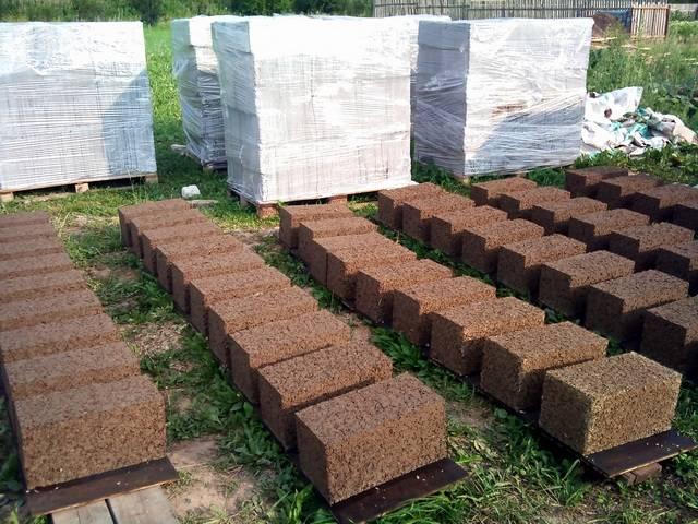 Состав арболита: пропорции на 1 куб.м. по госту для изготовления материала своими руками в домашних условиях, рецепт смеси для арболитовых блоков