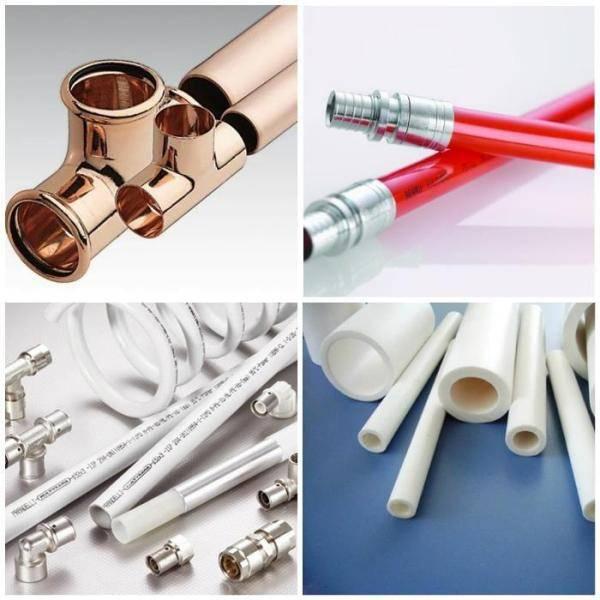 Какие полипропиленовые трубы лучше со стекловолокном или фольгой
