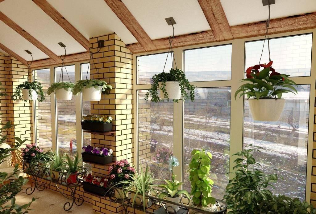 Как создать в доме зимний сад. инструкция с фотографиями | папа мастер!