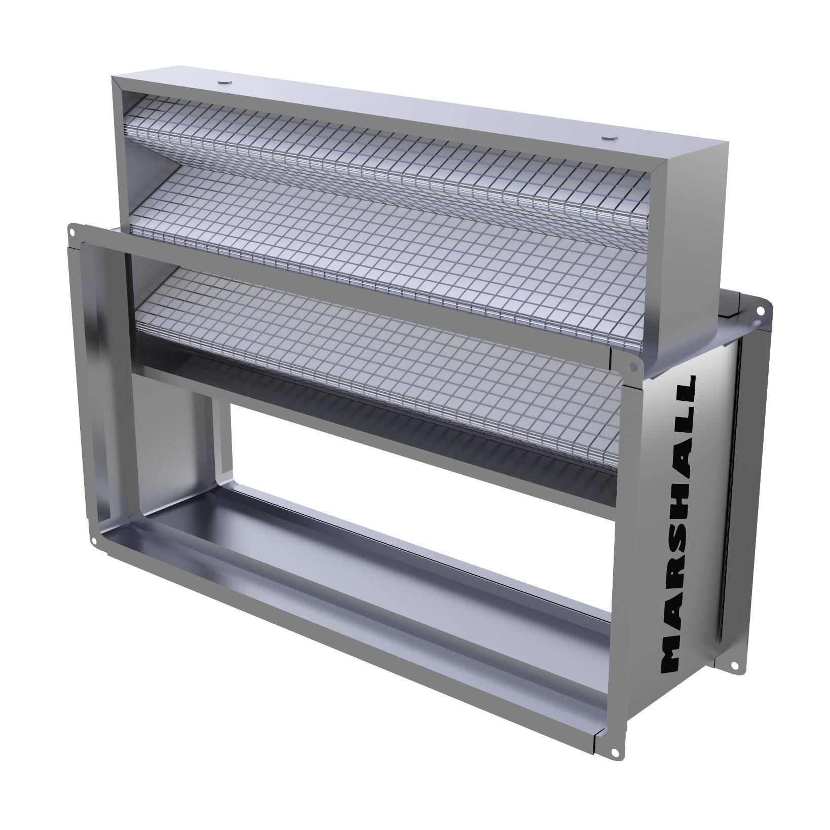 Фильтры для вентиляции: типы и степени очистки