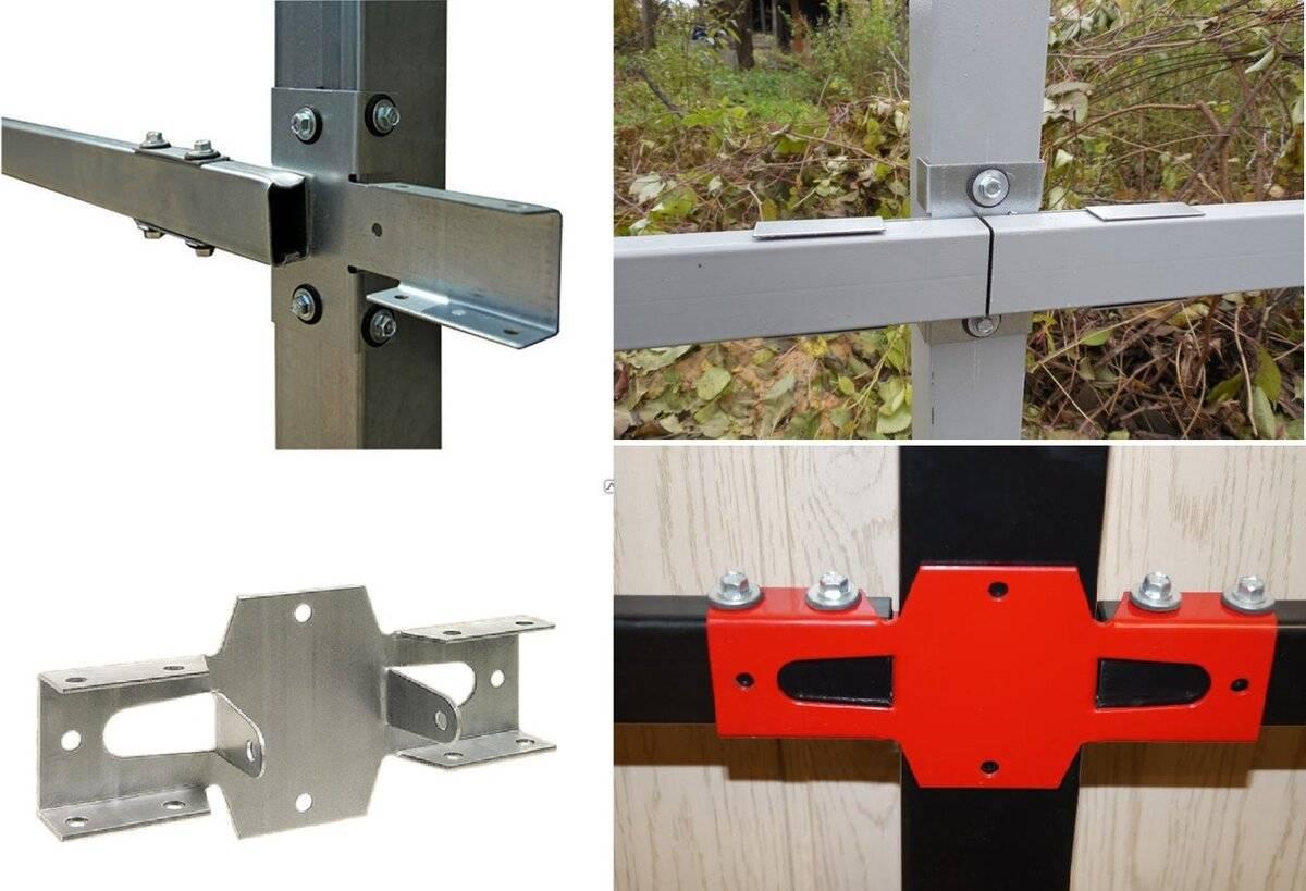 Как крепить профлист на забор правильно саморезами: чем прикрутить металлопрофиль, фото и видео