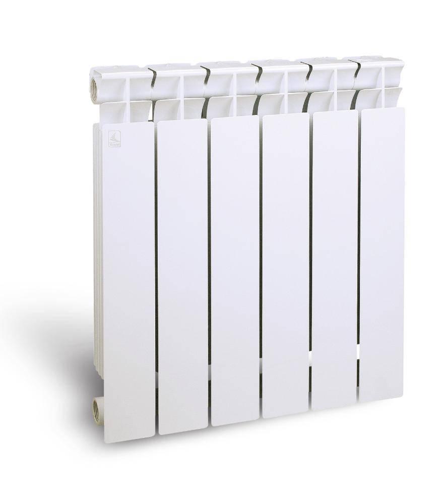 Плюсы и минусы модельного ряда биметаллических радиаторов sira