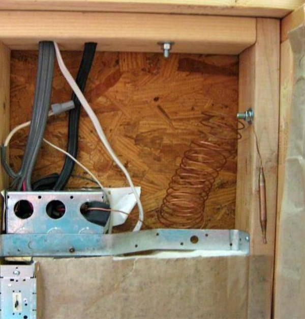 Схема и особенности монтажа электропроводки в бане, материалы и советы