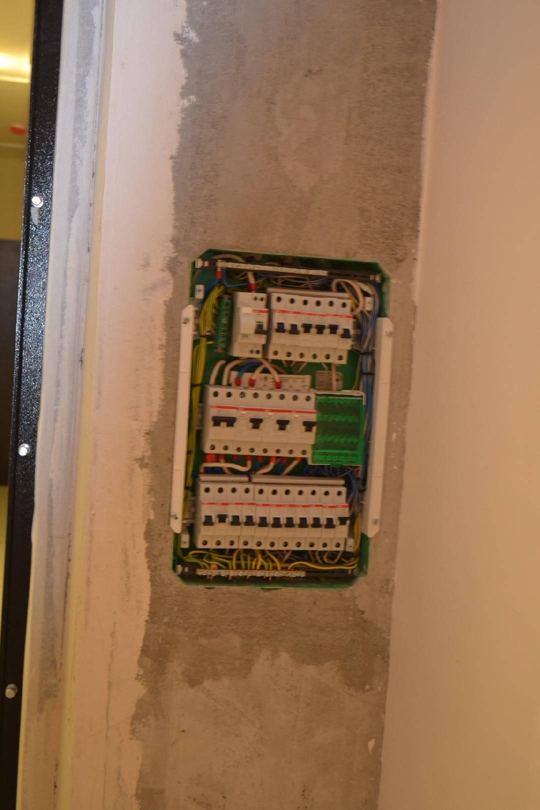 Схема подключения щитка в квартире - всё о электрике