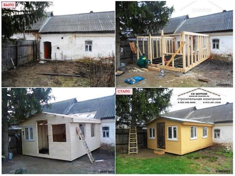 Как оформить пристройку к дому и узаконить уже построенную