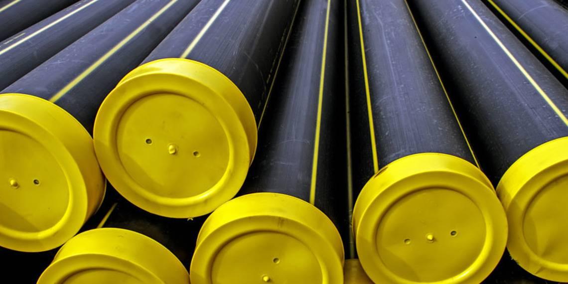 Размеры пластиковых водопроводных труб