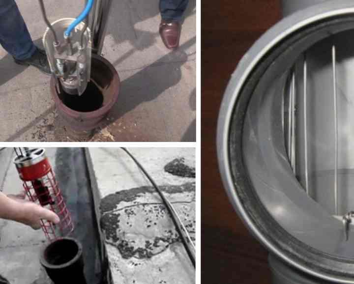 Заглушки для канализационных труб: виды и методы установки