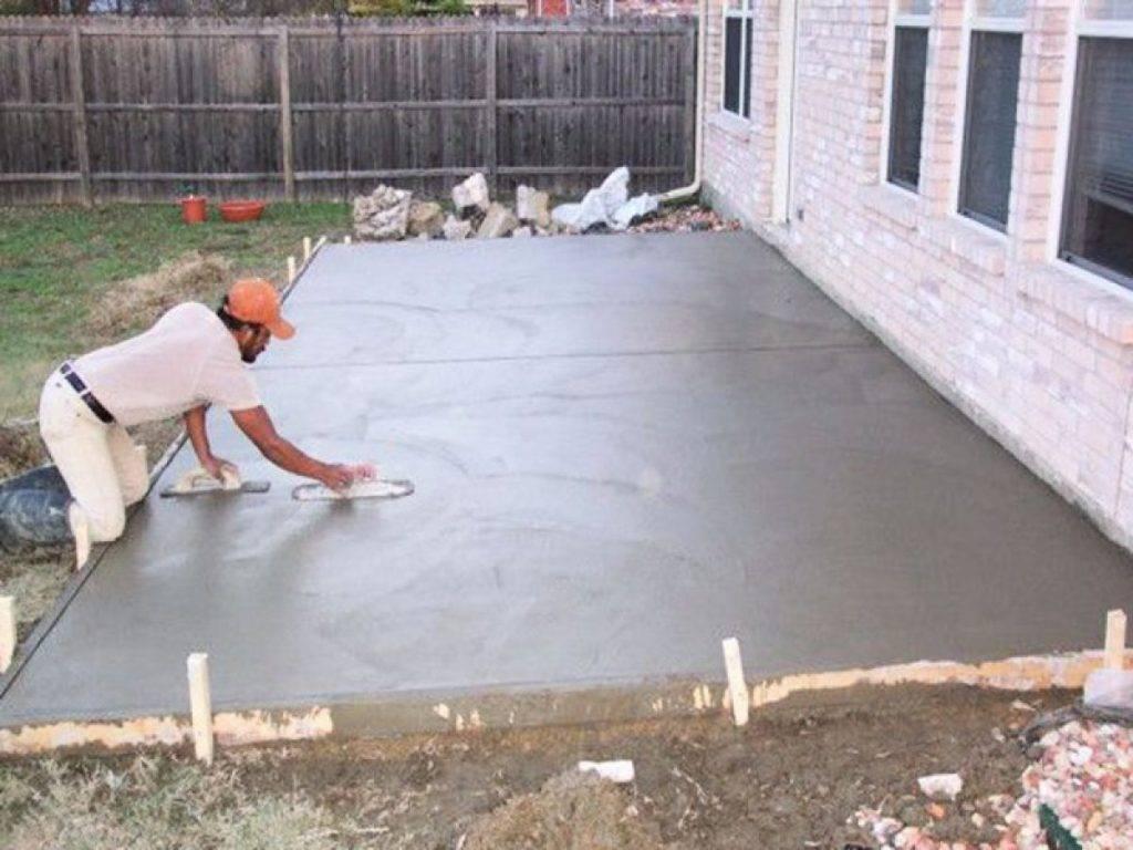 Как сделать бетон своими руками: особенности состава и подробная инструкция