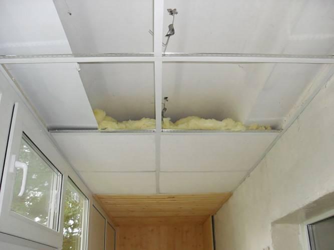 Обшивка балкона пластиковыми панелями: своими руками, пошаговая инструкция