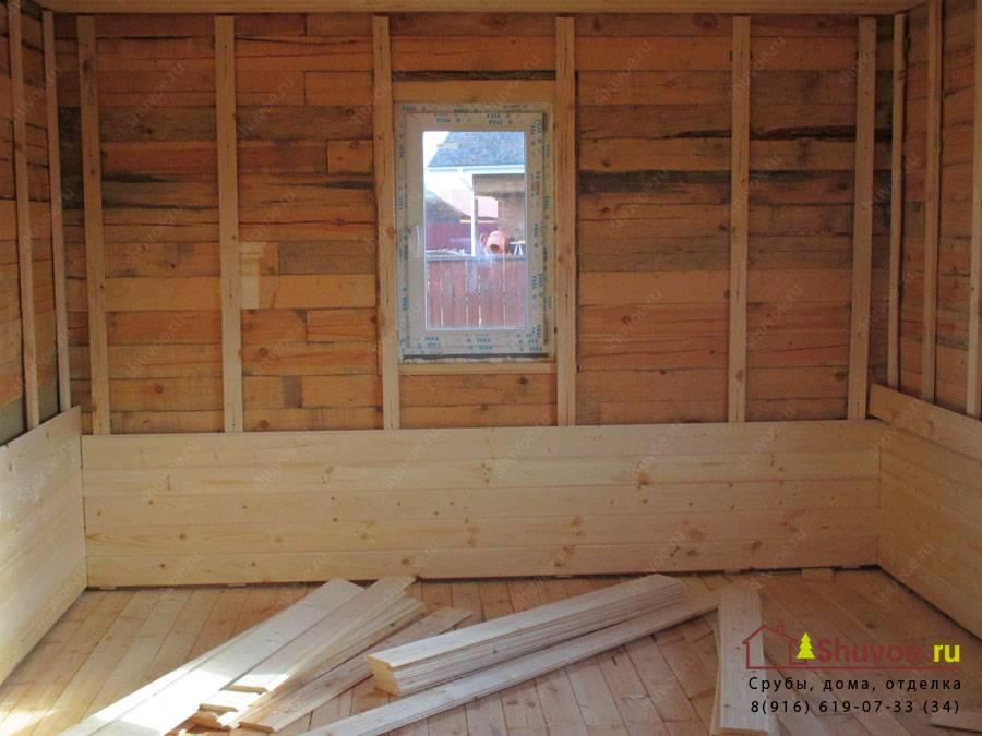 Внутренняя отделка деревянного дома: технические особенности + примеры дизайна