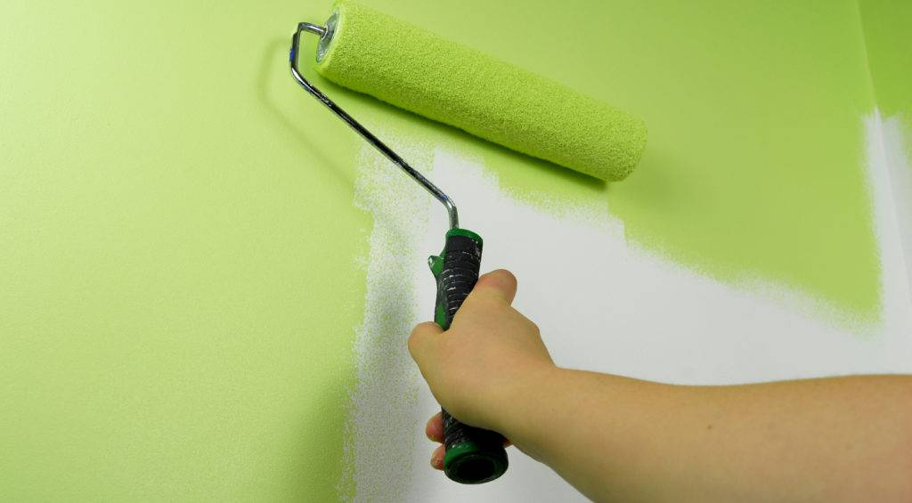 Тонкости процесса нанесения водоэмульсионной краски