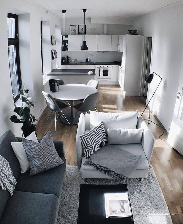 Дизайн маленьких квартир (25 фото)
