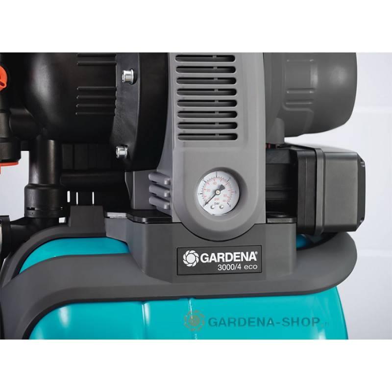 Насосная станция gardena: продукция 3000/4 classic, 5000/5 eco и 4000 comfort, отзывы