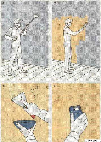 Как клеить фотообои на стену? видео и пошаговая инструкция